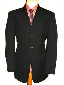 """BESPOKE MADE TO MEASURE MEN'S SUIT 42L W34"""" x 31"""""""