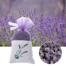 Natural Lavender Bud Dried Flower Sachet Bag Aromatherapy Aromatic Fragrant Bag