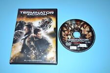 TERMINATOR SALVATION      DVD PELICULA COMPLETA  FILM DVD