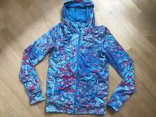 Ivivva Reversible Lined Zip Up Jacket Hoodie Size 10