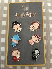 Harry Potter Triwizard Pins Primark Fleur Krum Umbridge Sirius Deatheater New
