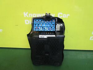 RENAULT MEGANE MK1 PH2 96-02 1.4 PETROL ENGINE FUSEBOX 7703397911