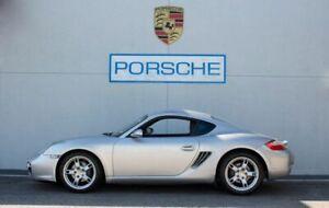 2007 Porsche Cayman 2dr Coupe