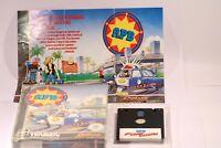 RARE RETRO AMSTRAD CPC 464 DISK GAME -- APB  -- 1989