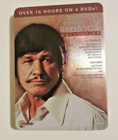 Charles Bronson Collection  DVD Steelbook. 4 Disks.