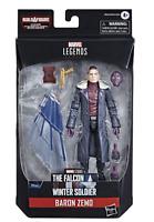 Marvel Legends! Avengers Hasbro Series 6-inch Action Figure Toy Baron Zemo