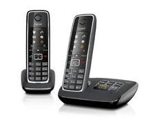 Gigaset C530A Duo-Schnurlostelefon mit Anrufbeantworter incl. 2 Mobilteilen Neu