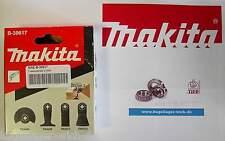 Makita Multifunktionswerkzeug Bodenset 2 4-teilig B-30617