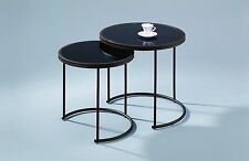 Less than 60cm High Glass Living Room Coffee Tables