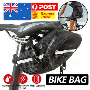 Bicycle Storage Saddle Bag Cycling Rear Pouch Outdoor Bike Seat Waterproof Bags