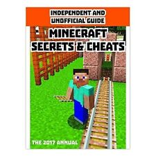 Minecraft Secrets and Cheats Annual 9781781065419 2017 A12