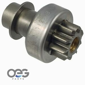 New Starter Drive For Ford Courier L4 1.8L 72-78 28011-23020 28011-87102