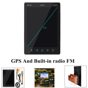 9.5''HD Voice Control GPS Navigation Android9.0 Car Stereo Radio MP5 Player WIFI