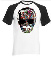 Stan Lee Marvel Head Base Ball Superhero T-Shirt