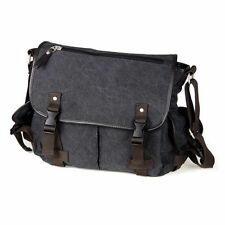 Mens backpacks bags and briefcases ebay canvas gumiabroncs Choice Image