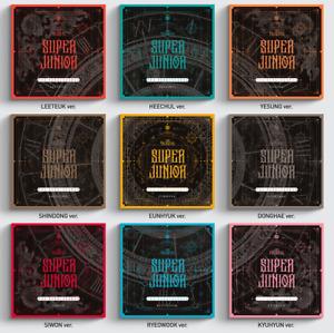 Super Junior - [The Renaissance SQUARE Style] 10th Album