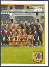 TOPPS 2014/15 PREMIER LEAGUE #149-HULL CITY TEAM PHOTO-RIGHT HALF