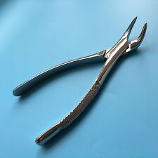 Dental Extraction Forceps Oral Jaw Molars 44 # Surgical Pliers Instruments 5 Pcs