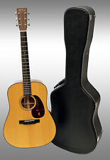 Martin Standard Series D-18 Dreadnought Acoustic Guitar with Hardshell Case