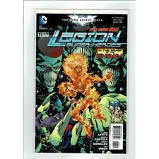Legion Of Super-heroes #11 DC Comics Book
