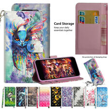 Luxury Flip Wallet PU Leather Phone Case Cover For LG stylo 5 K40S Q8 Q7 K30 K40