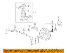 HONDA OEM-Power Brake Booster Mounting Nut 9405008080