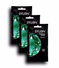 DYLON Emerald Green Hand Fabric Dye 3 Pack
