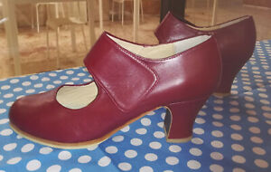 Flamenco style  shoes