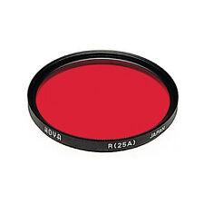 Hoya 77mm Red #25 Multi Coated Glass Filter. U.S Authorized Dealer