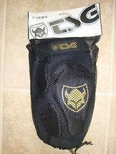 TSG Kneeguard Bigbear Skate BMX Extreme Sports Protective Gear Black Lg