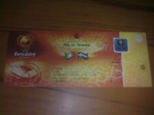 Ticket EURO 2004 Italy - Sweden 18/06/2004 game #14
