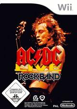 AC/DC Live: Rock Band Nintendo Wii