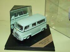 RENAULT estafette microbus 1959 Vert Clair VITESSE léger défaut default