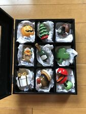 Nora Fleming Keepsake Box for Minis with Other Collectibles 9 Ceramic Minis