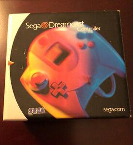 Sega Dreamcast Controller -Gray/White- NEW In Box/Unused