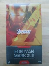 Hot Toys Diecast Age of Ultron Iron Man Mark XLIII MMS278D09 Limited