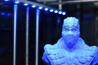 3D Printed Mortal Kombat Sub-Zero