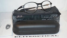 ae7575cf28 OAKLEY RX Eyeglasses New OAKLEY Overlord (51) Satin Black Clear OX5067-0251