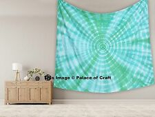 Indien Cotton King Size Tapestry Shibori Mandala Ethnic Wall Hanging Tapestries
