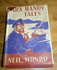 Para Handy Tales by Neil Munro 1955 Hardback Book
