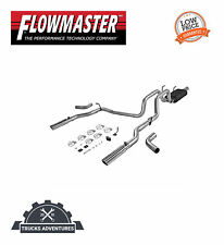 Flowmaster 17424 American Thunder Cat Back Exhaust System Fits 06-08 Ram 1500