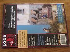$$u Loco-Revue N°565 BB 67400  gare Sud-Ouest  1C 1001  gare Lacanche  Jep H0