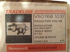 Tradeline Radiator Valve V5076B 1031