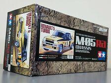 "Rare New Tamiya 1/12 Renault 5 Turbo Rally M-05RA ""Limited Edition"" no Manual"