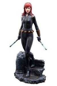 Marvel Universe Kotobukiya ARTFX Premier Black Widow 1/10 PVC Statue 21 cm