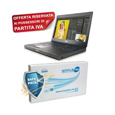 "NOTEBOOK PC GAMING WORKSTATION DELL M4700 I7 3740QM 15,6"" GRADO B PER P.IVA-"