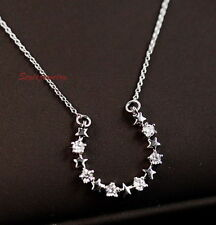 Unbranded Silver Plated Statement Fashion Necklaces & Pendants