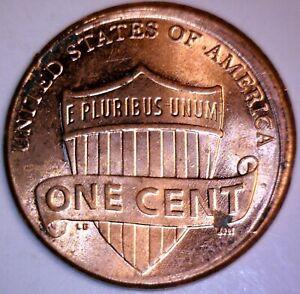 2015 ERROR Rare Date Off Center Lincoln Cent Coin Shield Type O/C LOT #1   NR