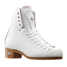 Ice Figure Skating Boot Riedell 255 Motion White (Boot Only)