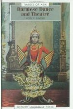 Burmese Dance and Theatre (Images of Asia)-ExLibrary